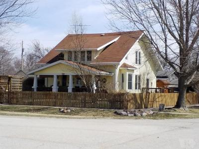 Appanoose County Single Family Home For Sale: 109 S Henry