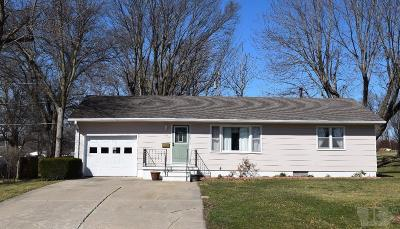 Appanoose County Single Family Home For Sale: 716 N 17th Street