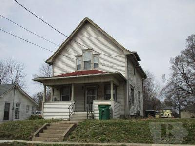 Fairfield IA Single Family Home For Sale: $79,500
