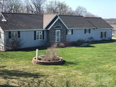 Wapello County Single Family Home For Sale: 9 Bear Creek Estates