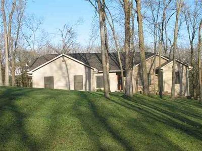 Wapello County Single Family Home For Sale: 16 Timberview Estates