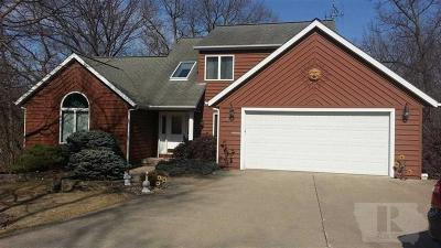 Wapello County Single Family Home For Sale: 85 Woodshire Drive