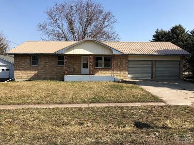 Richland Single Family Home For Sale: 403 W Main Street