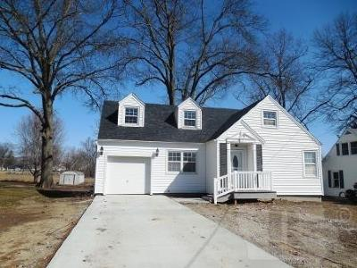 Wapello County Single Family Home For Sale: 161 Northview