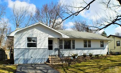 Fairfield IA Single Family Home For Sale: $73,900