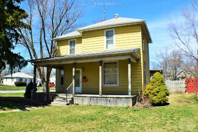 Fairfield IA Single Family Home For Sale: $60,000
