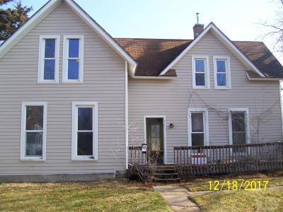 Keokuk County Single Family Home For Sale: 321 S East Street
