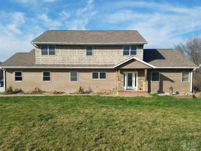 Wapello County Single Family Home For Sale: 11211 100th Street
