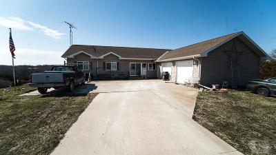 Wapello County Single Family Home For Sale: 5770 200th Avenue