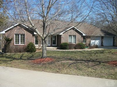 Ottumwa Single Family Home For Sale: 38 Brookwood