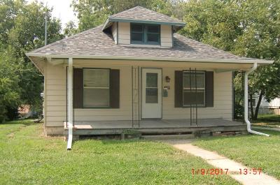 Appanoose County Single Family Home For Sale: 1422 S 15th