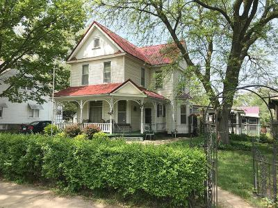Wapello County Single Family Home For Sale: 419 Chester Avenue