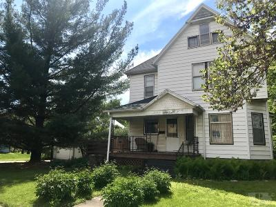 Mount Pleasant Single Family Home For Sale: 613 N Jackson