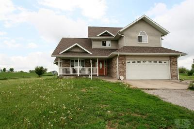 Centerville IA Single Family Home For Sale: $225,000