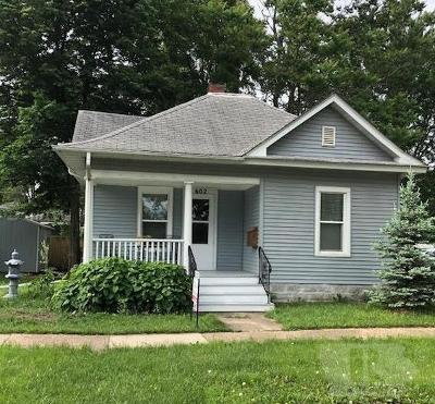 Fairfield IA Single Family Home For Sale: $89,900