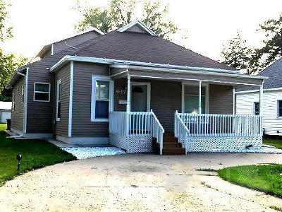 Wapello County Single Family Home For Sale: 437 S Willard
