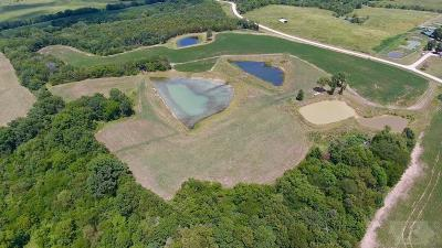 Van Buren County Farm For Sale: Lick Creek Road