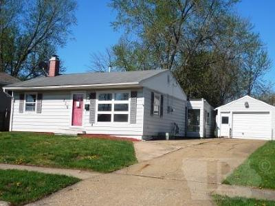 Wapello County Single Family Home For Sale: 119 Marianna