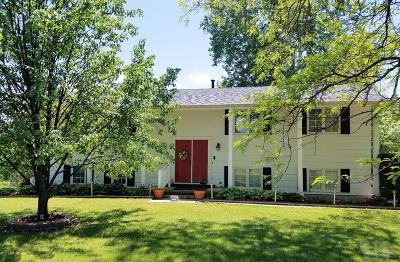 Wapello County Single Family Home For Sale: 11206 100th Street