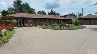 Wapello County Single Family Home For Sale: 15119 Eddyville Rd