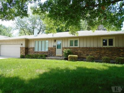 Wapello County Single Family Home For Sale: 79 Schwartz Drive