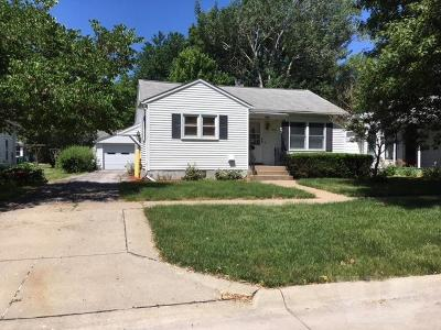 Fairfield IA Single Family Home For Sale: $96,000