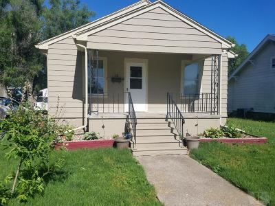 Ottumwa IA Single Family Home For Sale: $59,900