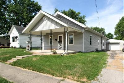 Centerville IA Single Family Home For Sale: $59,500