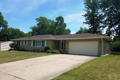 Wapello County Single Family Home For Sale: 112 Deppe Lane