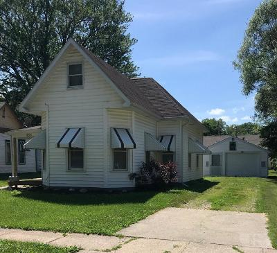 Wapello County Single Family Home For Sale: 533 Lillian