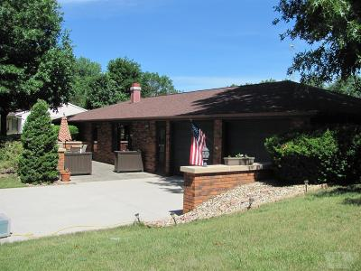 Wapello County Single Family Home For Sale: 12467 55th Street