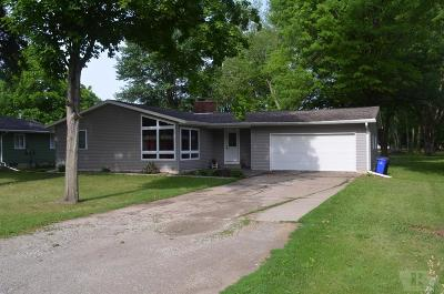 Wapello County Single Family Home For Sale: 535 Bryan Road