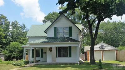 Wapello County Single Family Home For Sale: 120 N Ransom