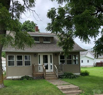 Monroe County Single Family Home For Sale: 1503 S F Avenue