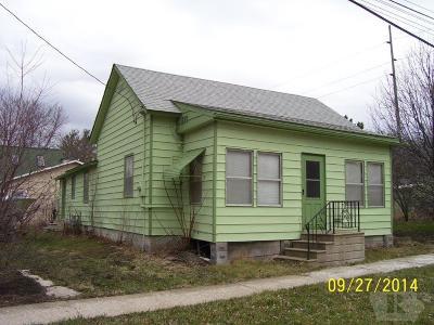 Fairfield IA Single Family Home For Sale: $45,000