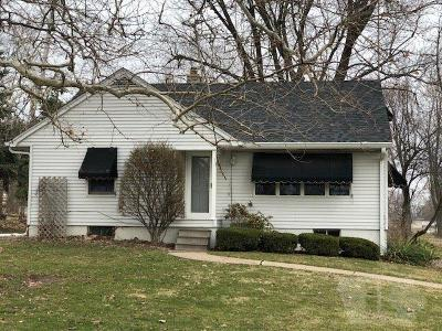 Ottumwa Single Family Home For Sale: 1235 W Mary