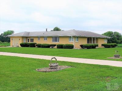 Wapello County Single Family Home For Sale: 6708 Cliffland Road