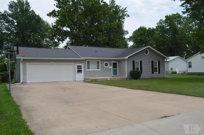 Wapello County Single Family Home For Sale: 2614 Marilyn Road