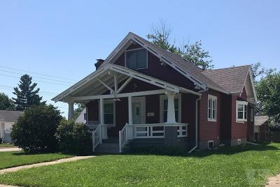 Wapello County Single Family Home For Sale: 182 Vogel