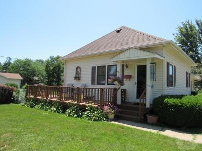 Davis County Single Family Home For Sale: 301 S Davis Street
