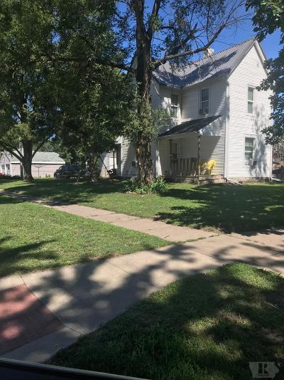 Wapello County Multi Family Home For Sale: 101 N Moore