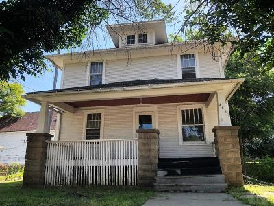 Washington Single Family Home For Sale: 316 S Avenue B