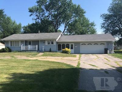 Wapello County Single Family Home For Sale: 321 Bryan Road