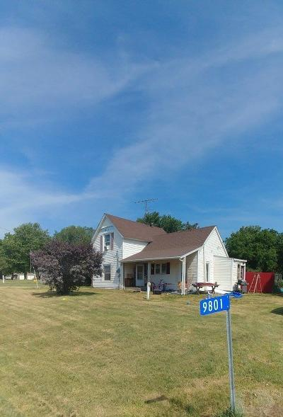 Wapello County Single Family Home For Sale: 9801 Highland Center