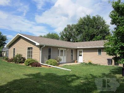 Monroe County Single Family Home For Sale: 815 3rd Avenue E