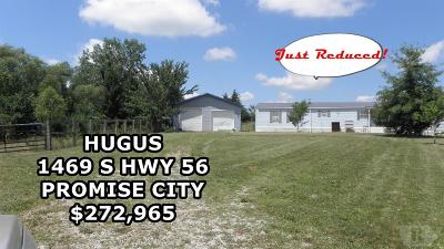 Farm For Sale: 1469 S Hwy 56