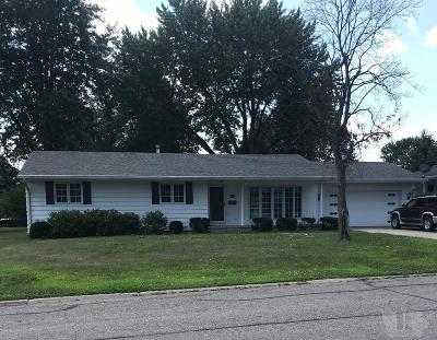 Wapello County Single Family Home For Sale: 108 Deppe
