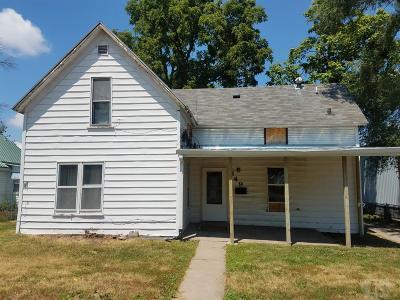 Wapello County Single Family Home For Sale: 849 Ellis