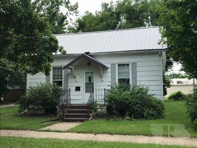 Jefferson County Single Family Home For Sale: 504 W Broadway