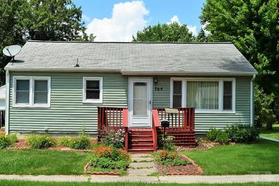 Fairfield IA Single Family Home For Sale: $82,500